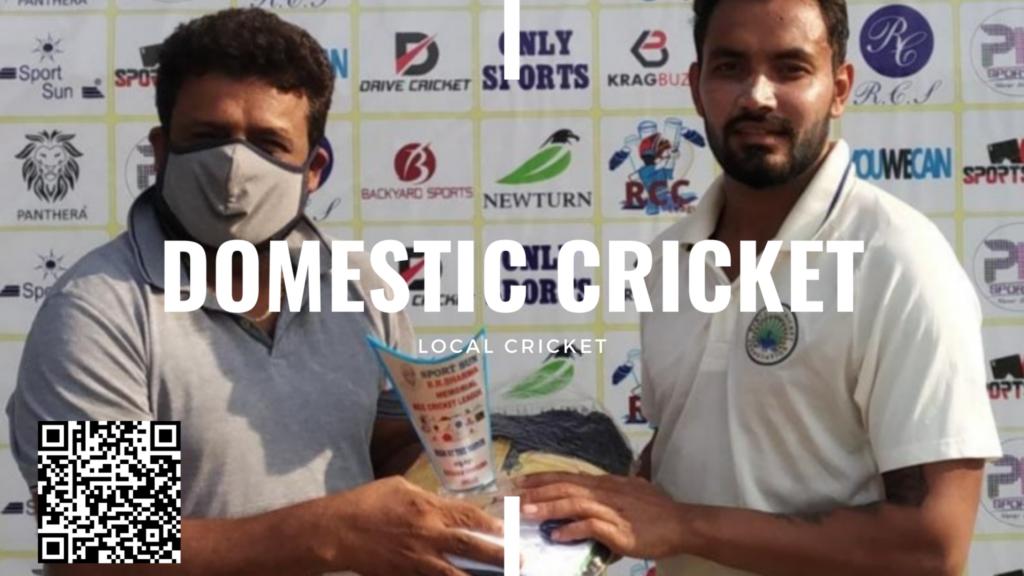 Domestic Cricket in India