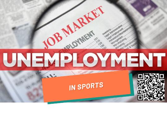 unemployment in sports