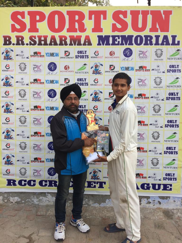 arusha sports defeat cricket academy of prasad