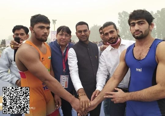 Haryana Sports and Cultural Festival concludes with pomp