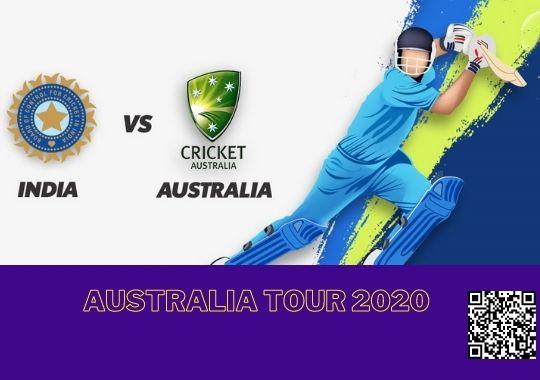 India vs Australia 2020 series