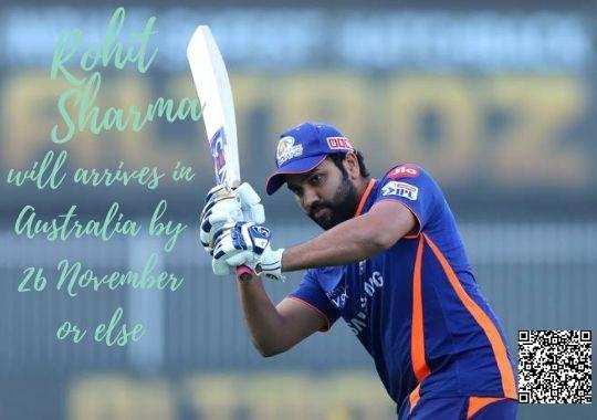 India vs Australia Series 2020