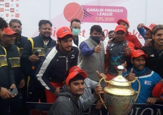 Sehgal and Chaudhary defeated Uttar Pradesh Ekana