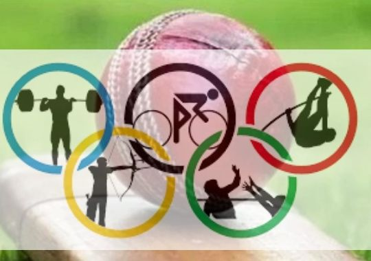 After the weeds of cricket, it's the turn of the Olympic Games