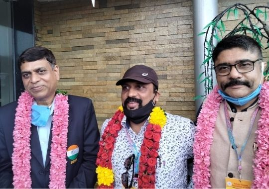 ELECTION OF SCHOOL GAMES FEDERATION OF INDIA