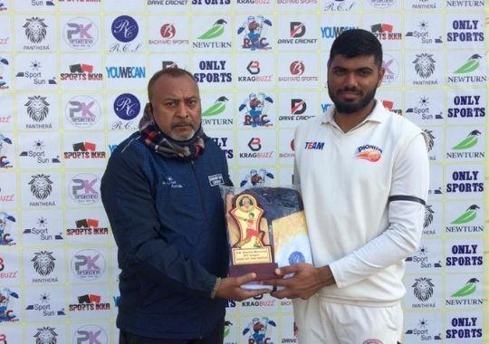 Haryana Academy defeated Sehgal Club in Sharma Cricket