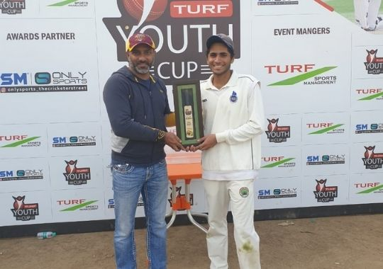 In the final of the Telefunken Club Turf Youth Cup