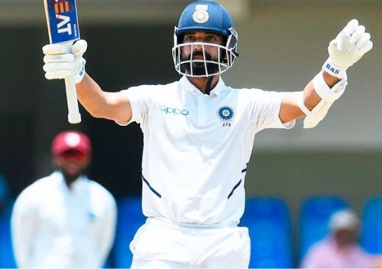 Melbourne test, Know why Rahane's century is lucky for India