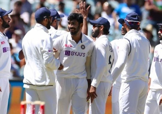 Melbourne test series India vs Australia Revenge paid, series equal, these records made in Melbourne