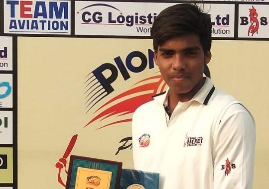 Noida Wonders beat Ashish Nehra Academy by 113 runs