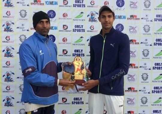 Rohan Rana's all-round game and Salil Malhotra's brilliant batting won Hari Singh Cricket Academy