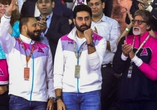 Sons of the Soil brings in the Kabbadi fever