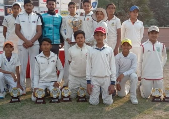 Sporting club became champion after defeating Telefunken