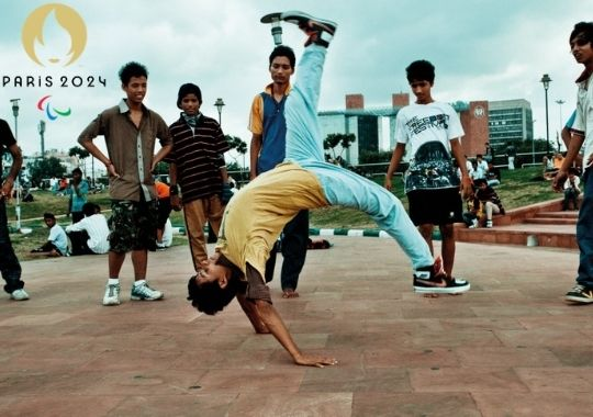The International Olympic Committee has declared breakdance as an official sport