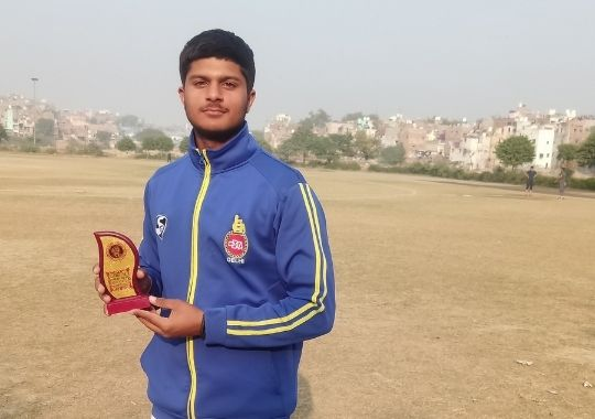 First Roshan Sethi Memorial Prize Money Under-19 Cricket Cup