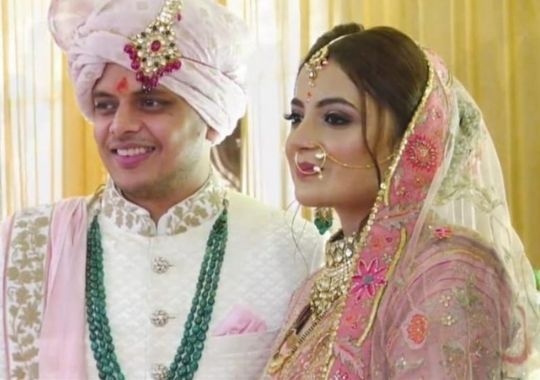 Former Delhi wicketkeeper Arjun Gupta tied in marriage