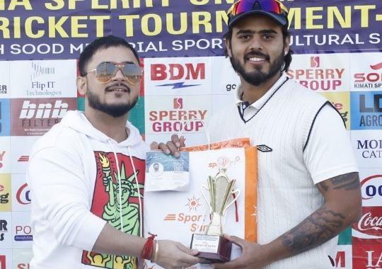LB Shastri Club Om Nath Sood in cricket semifinals