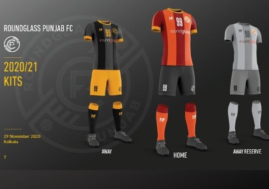RoundGlass Punjab FC announces its squad for Hero I-League 2020-21