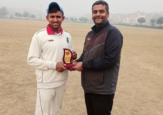 Mata Bhati Devi Academy reached Roshan Lal Sethi tournament final