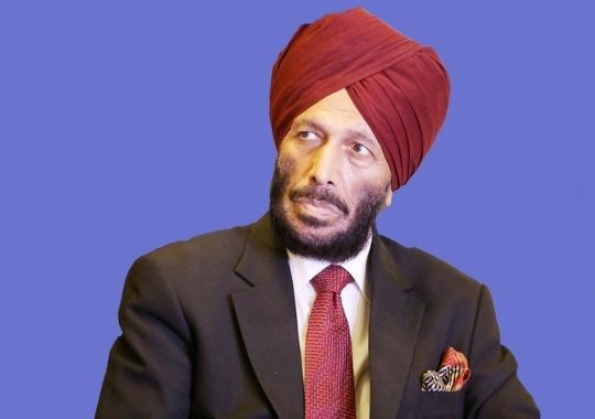 Milkha Singh wants gold in Olympic