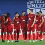 नार्थईस्ट युनाइटेड की जीत, एफसी गोवा और ईस्ट बंगाल ने अंक बांटे