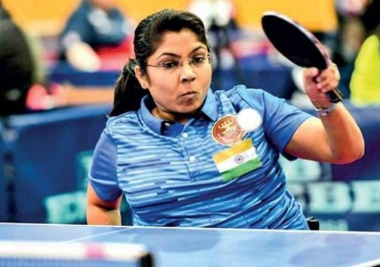 Para table tennis player Bhavina Patel approved special equipment under TOPS