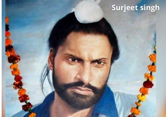 Special on the death anniversary of Olympian Surjeet singh